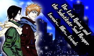 Ishida and Kurosaki