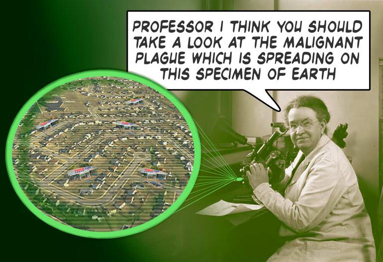 Malignant plague
