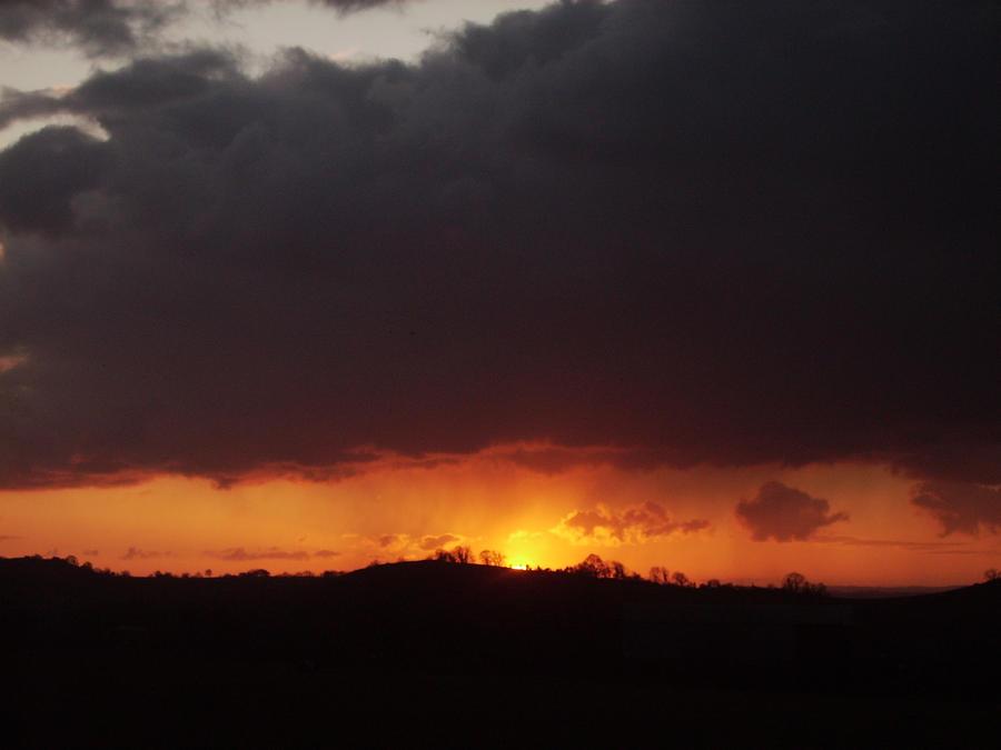 Marley Mead Winter Sunset by Naze-Melnyk