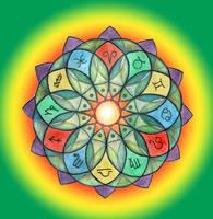 Astro-Mandala by Naze-Melnyk