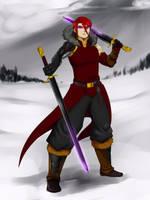 Asmund of Aesir by Yoenn