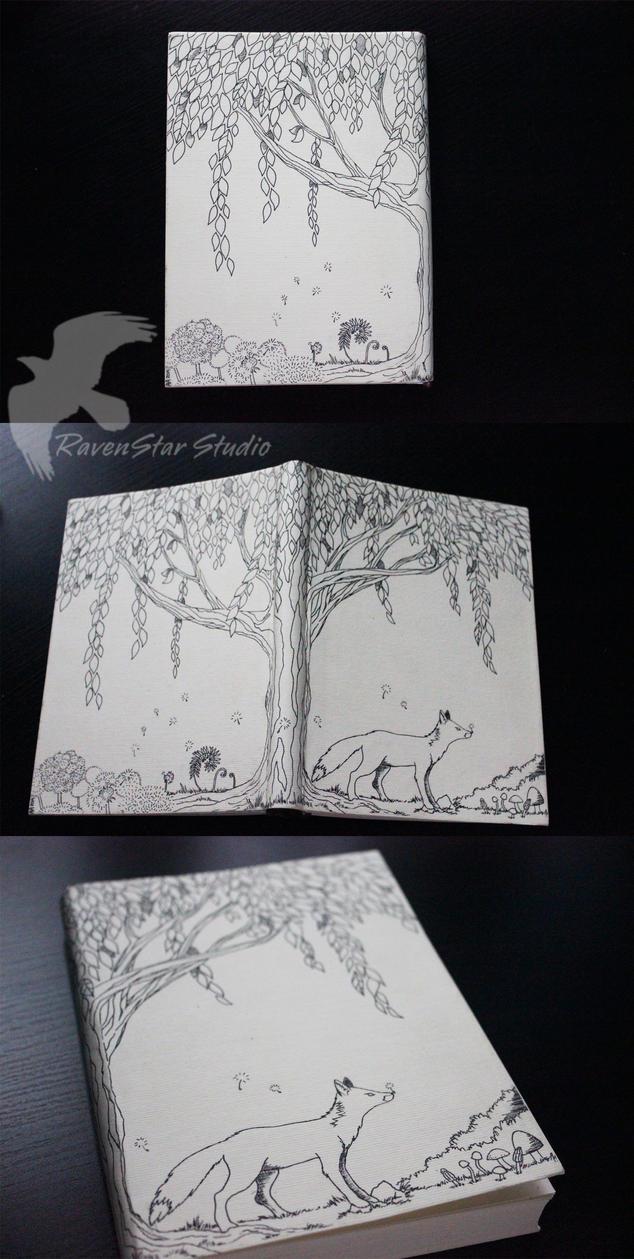 Fox Journal by RavenStarStudio