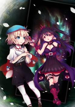 Tiny Wars - Light vs. Darkness by iorisu
