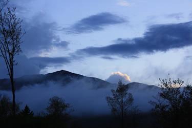 Mt. Washington by PhotoGingerness