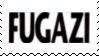 Fugazi Stamp