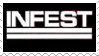 Infest Stamp  by sootyjared