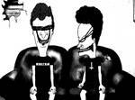 Beavis And Butthead Black Metal