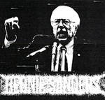 If Bernie was in a grindcore or black metal band
