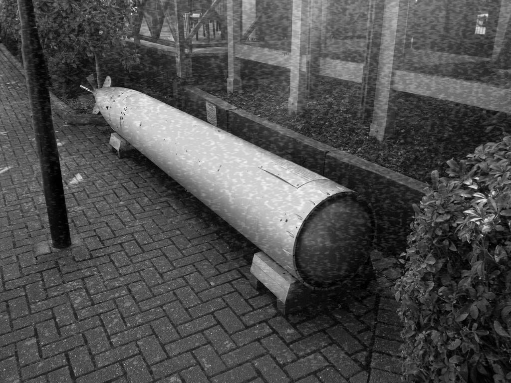 torpedo by sootyjared