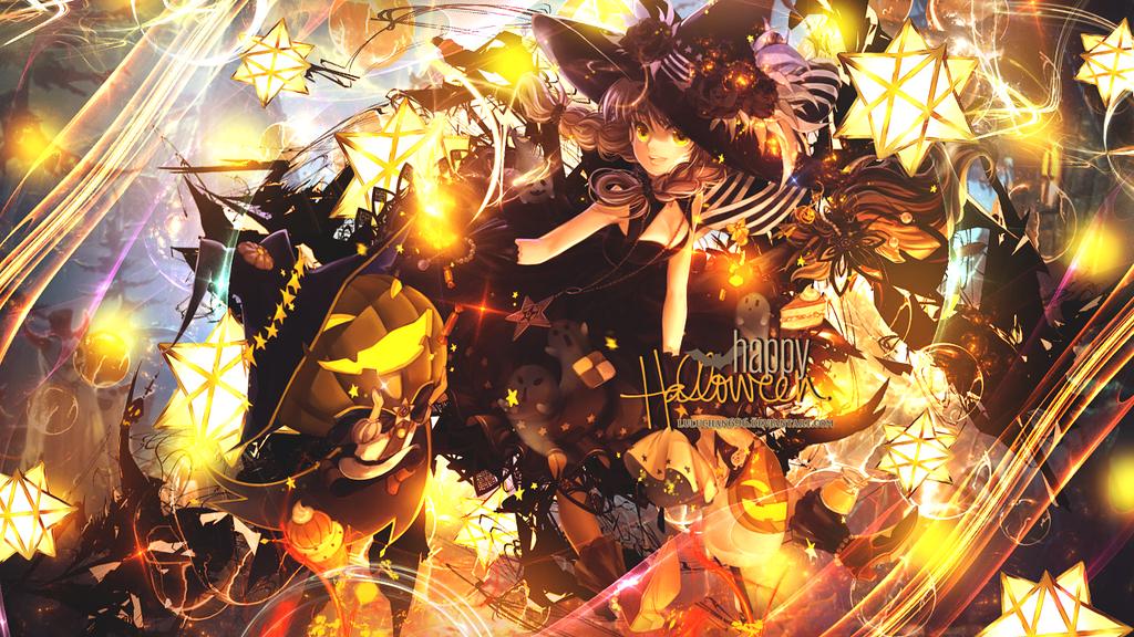 Happy Halloween by luluchan696