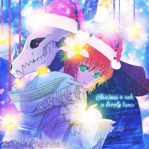 Mahoutsukai No Yome Christmas Style by luluchan696