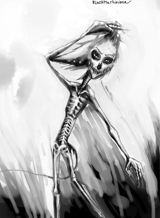+Skeleton+ by BlackMachinima