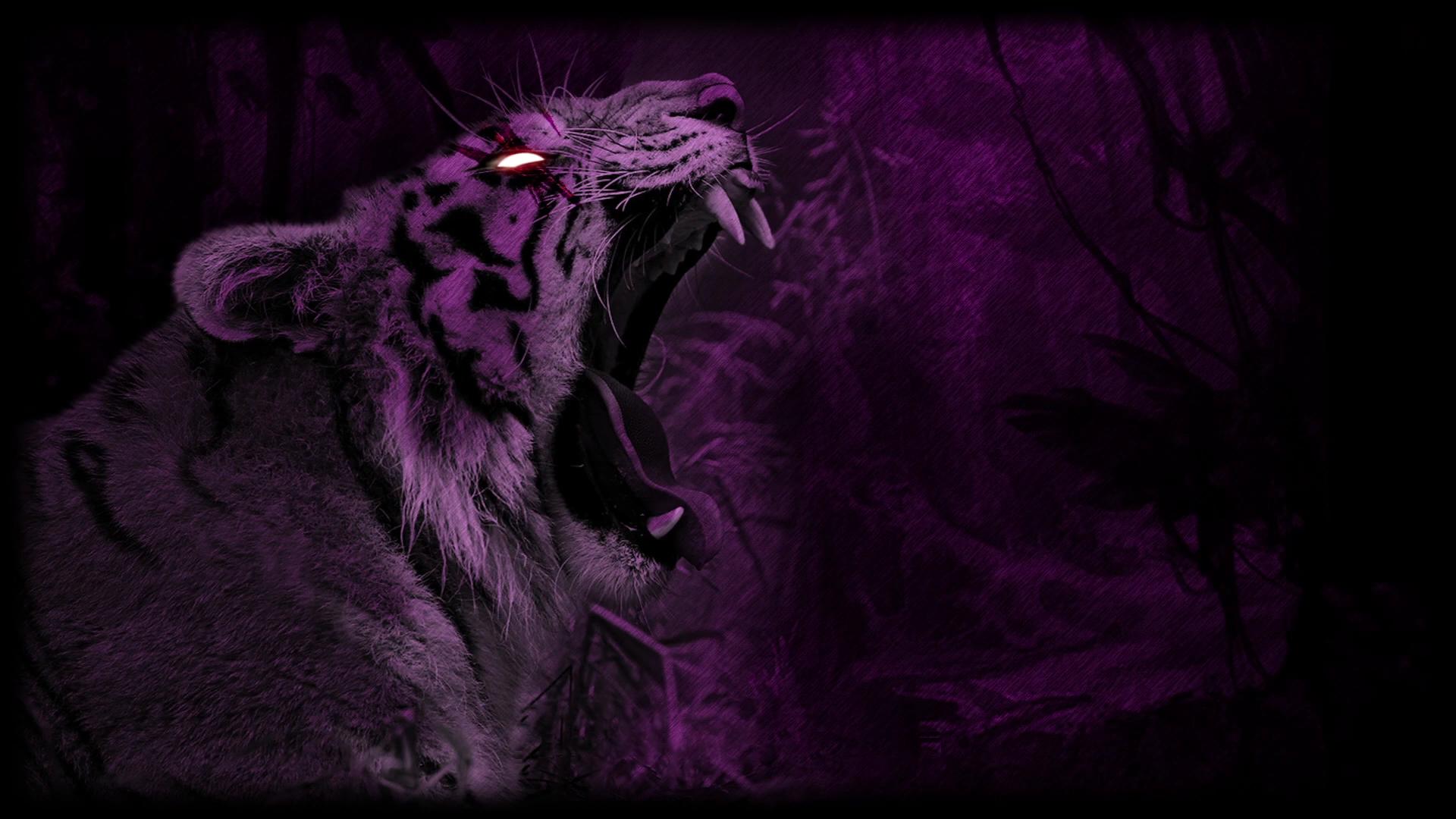Life Of Black Tiger Wallpaper 1 By Mako176 On Deviantart