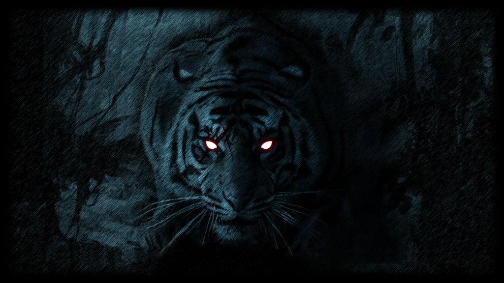 Life Of Black Tiger Wallpaper 6 By Mako176 On Deviantart