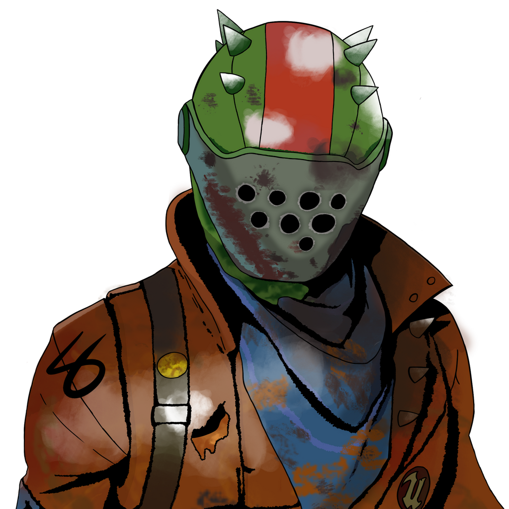 Rust Lord Skin (FORTNITE) By Surusamil On DeviantArt