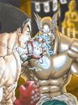 Kazuya vs. Heihachi