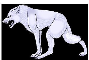 Werewolf freebie by Reichlyn