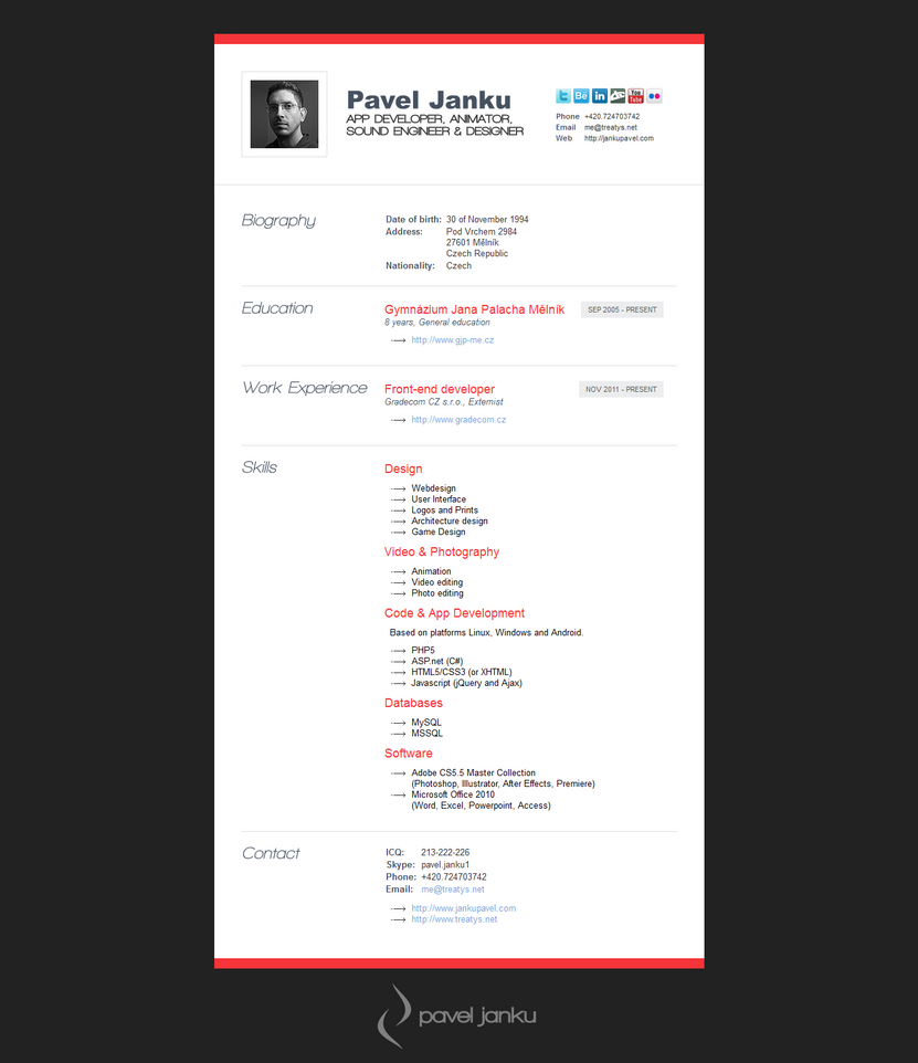online cv design by treatys on online cv design by treatys