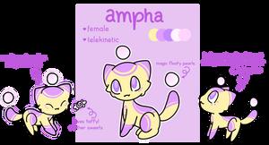ref sheet: Ampha