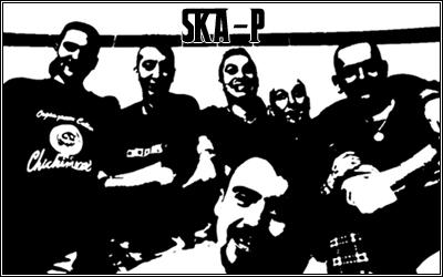 Ska-P Vector by ScottishViking