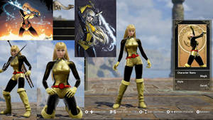 SC6 - Magik (New Mutants) by Aarogoth