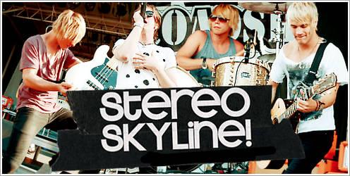 Stereo Skyline by aancy