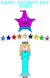 Rosalina's Mother's Day 2020!