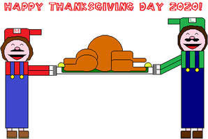 Happy Thanksgiving Day 2020!