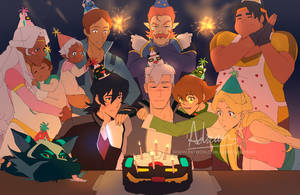 Happy Birthday Shiro! by Zekfir