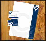 BC and Letterhead - CV