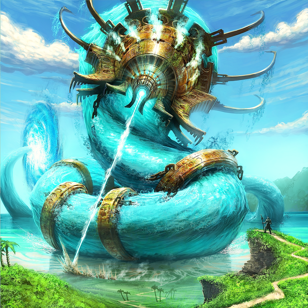 Water Colossus