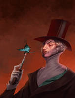 Eustace Tilley by Farkwhad