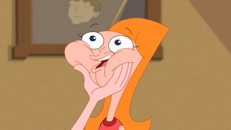 Funny Candace Face by BrigadierDarman