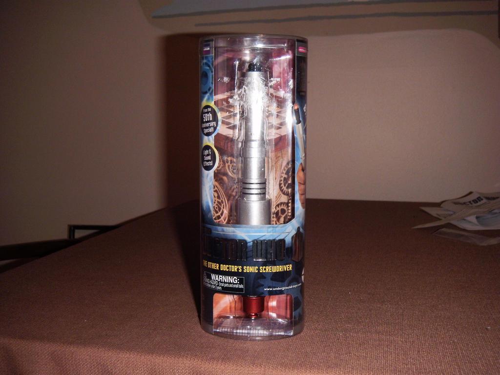 The War Doctor's Sonic Screwdriver by BrigadierDarman