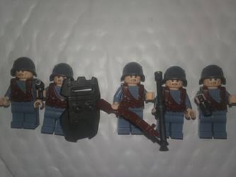 Rebel Legionnaires by BrigadierDarman