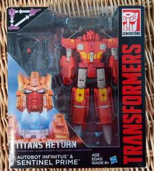 Titans Return: Sentinel Prime
