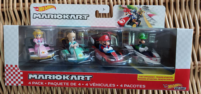 Mario Kart: 4 Pack