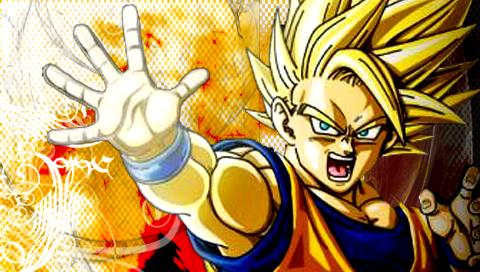 Goku PSP Wallpaper By Ninjastar X