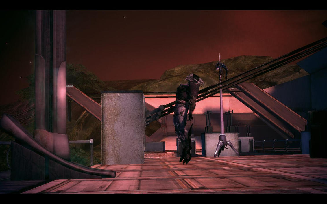 General Chat - Page 3 Me1_saren_and_the_prothean_beacon_by_chicksaw2002-d5f3mvo