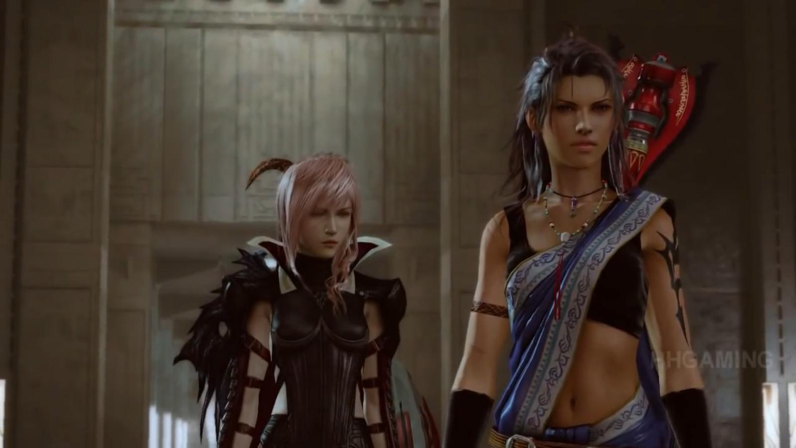 fang and lightning relationship