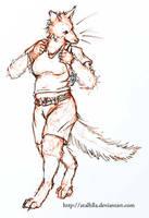 An Obligatory Vixen by Atalhlla