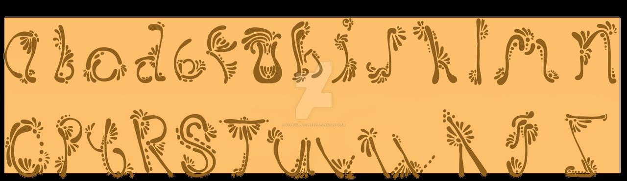 Athna: Runic Alphabet