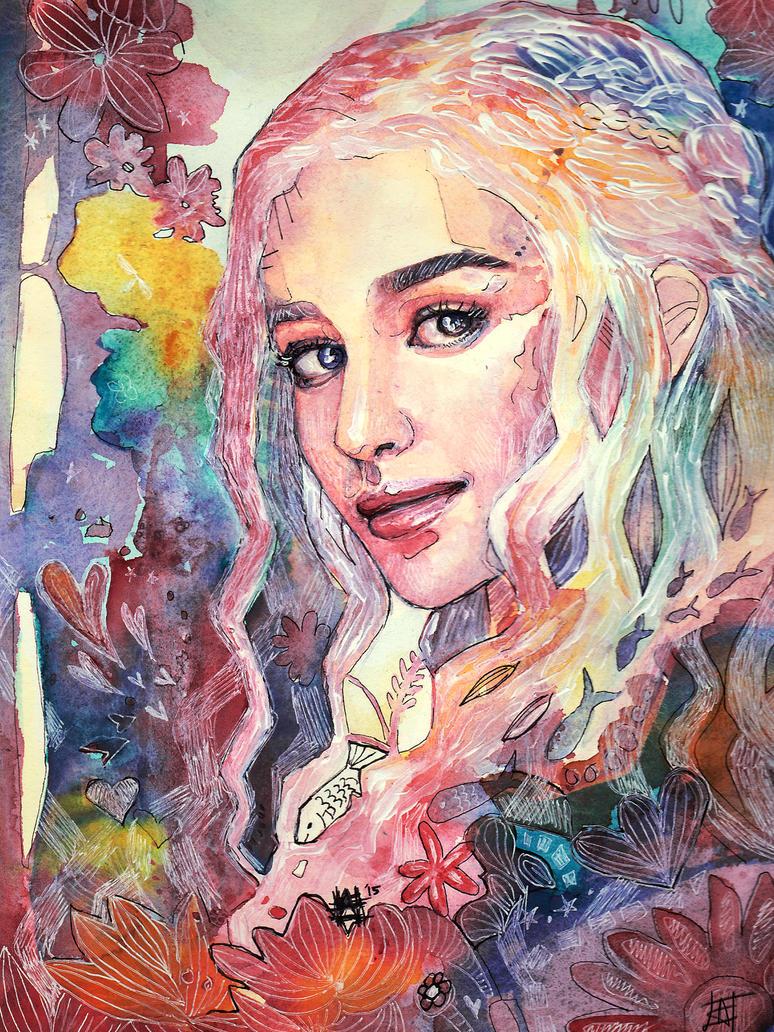 Daenerys by whoalisaa