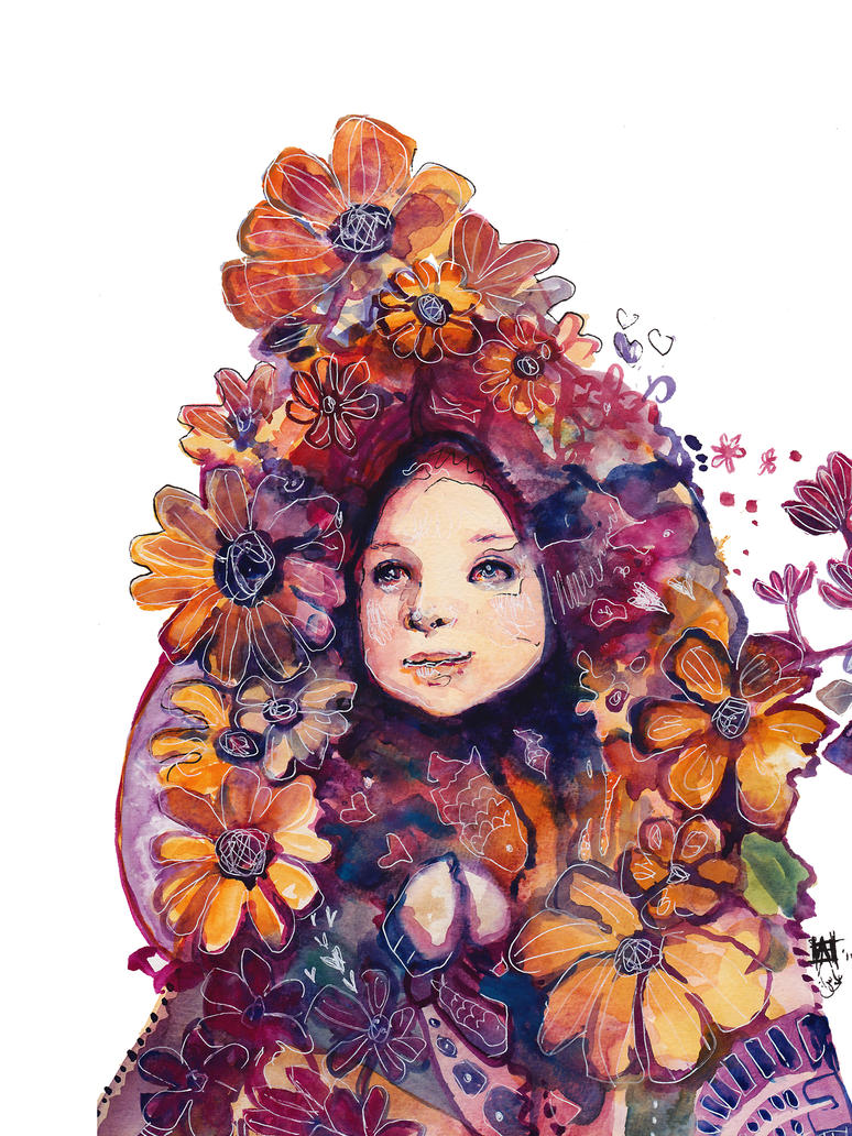 Baby Flora by whoalisaa