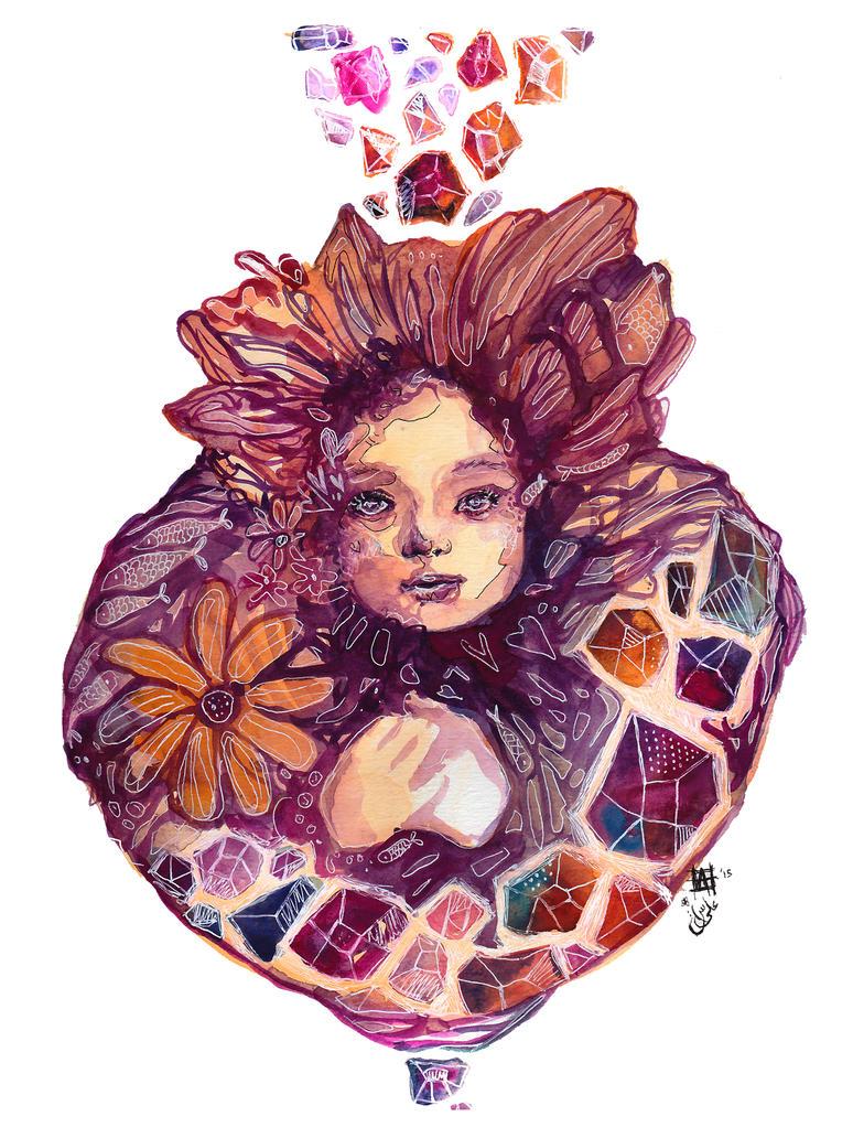 Baby Flora II by whoalisaa