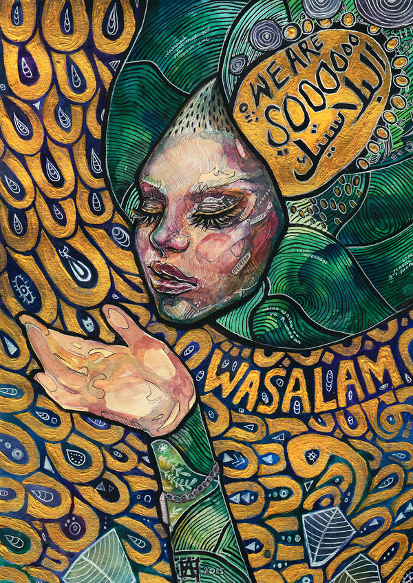 Wasalam by whoalisaa