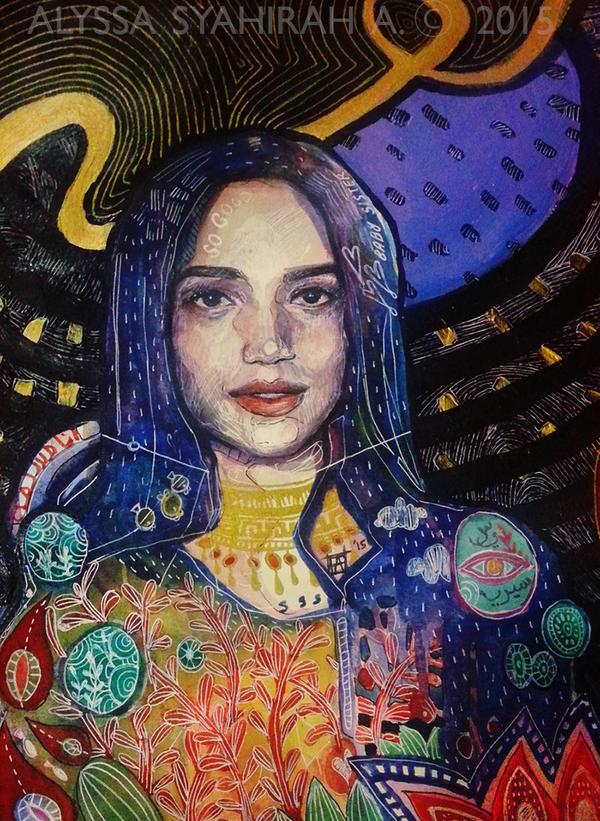 Sarah II by whoalisaa