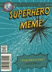 Digimon.com Superhero meme