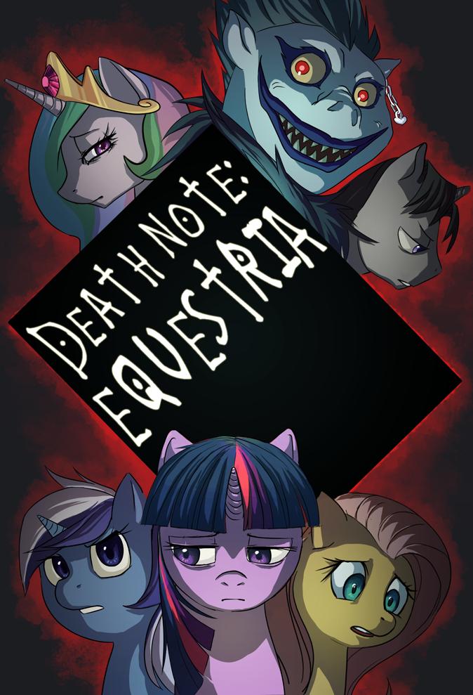 Death Note: Equestria by blu-red