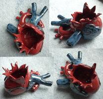 Heart Burst Multi-View by OllyChimera